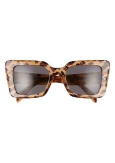 CELINE 54mm Cat Eye Sunglasses