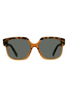 CELINE 59mm Cat Eye Sunglasses