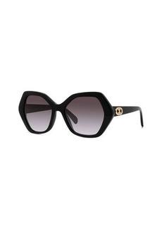 Celine Geometric Acetate Sunglasses