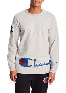 Champion Heritage Long Sleeve Tee