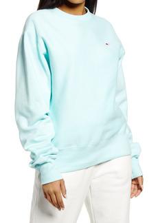 Champion Reverse Weave® Boyfriend Sweatshirt