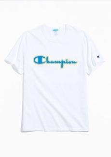 Champion Script Patch Tee