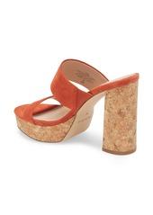 Charles David Jinx Platform Slide Sandal (Women)