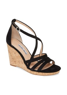 Charles David Randee Wedge Sandal (Women)