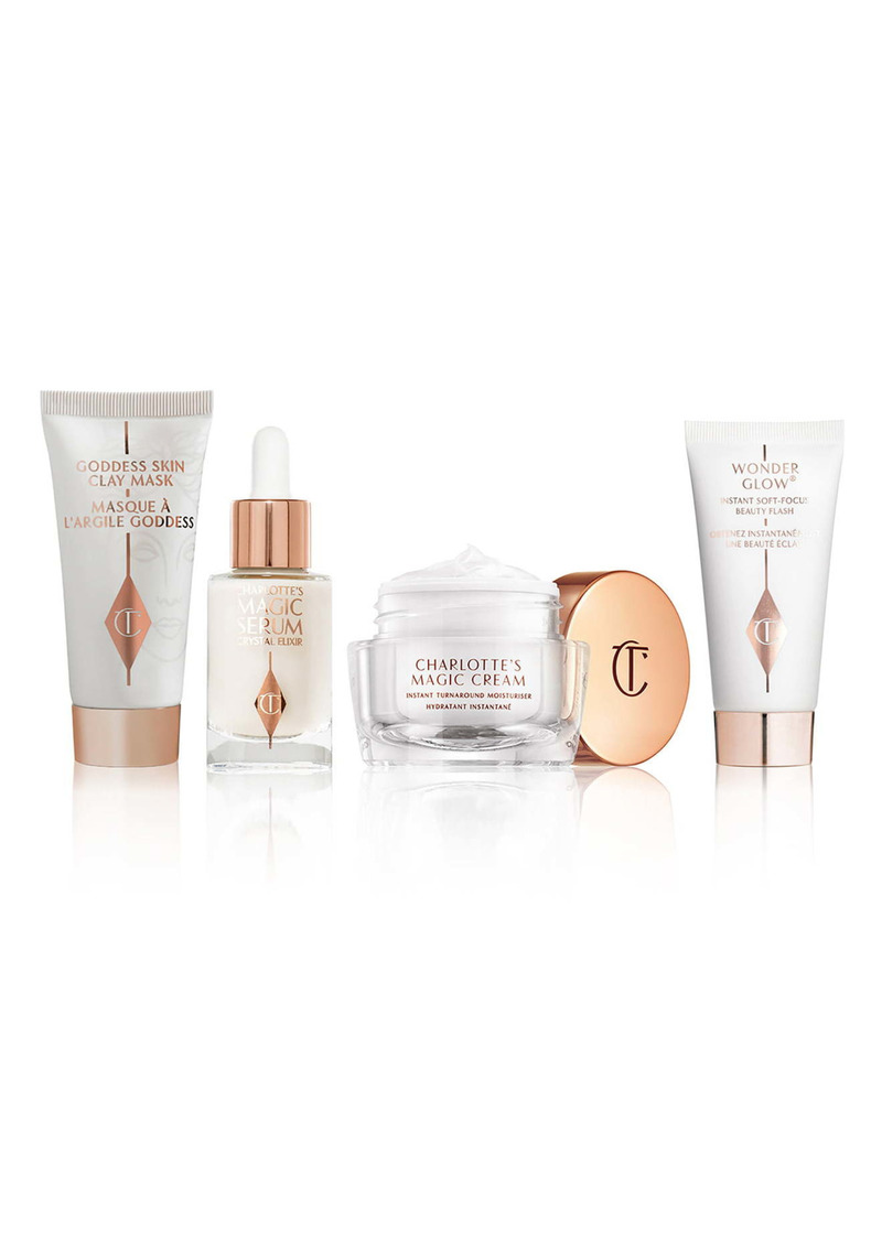 Charlotte Tilbury Charlotte's Magic Skin Secrets Travel Size Set (USD $98 Value)