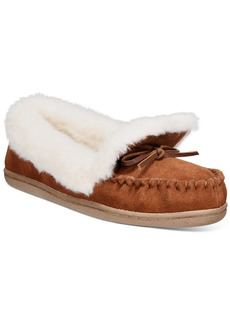 Charter Club Dorenda Moccasin Slippers, Created for Macy's Women's Shoes