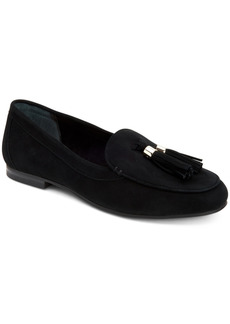 Charter Club Margott Suede Tassel Loafers, Created for Macy's Women's Shoes