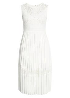 Chelsea28 Chiffon Midi Dress