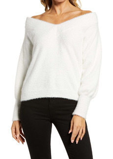 Chelsea28 Cozy Eyelash Sweater