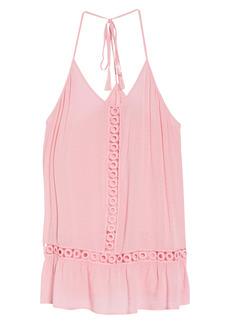 Chelsea28 Emilee Tassel Cover-Up Dress
