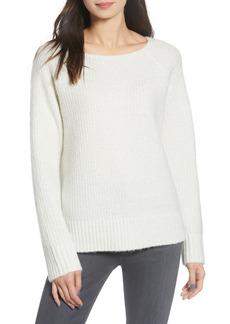 Chelsea28 Rib Metallic Sweater