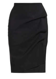 Chiara Boni La Petite Robe Andree Ruffled Pencil Skirt
