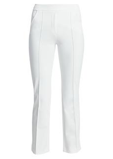 Chiara Boni La Petite Robe Nuccia Stretch Jersey Crop Pants