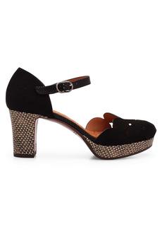Chie Mihara macel Leather Sandal