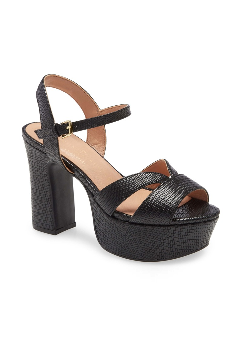 Chinese Laundry Daydreamer Platform Sandal (Women)