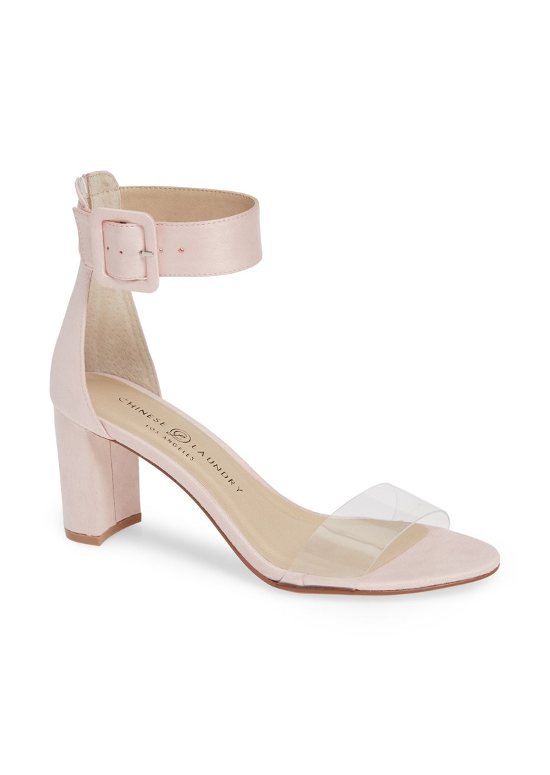 Chinese Laundry Reggie Ankle Strap Sandal (Women)