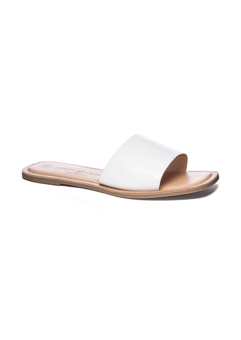 Chinese Laundry Regina Slide Sandal (Women)
