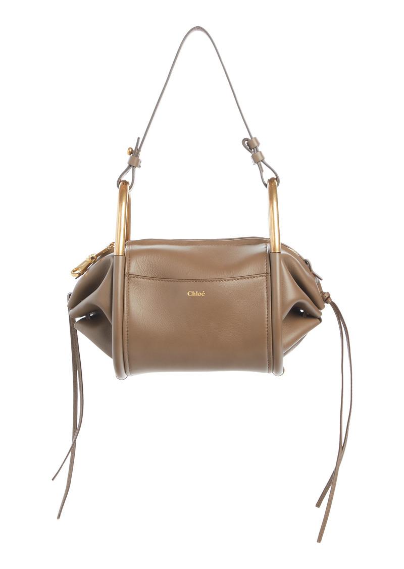 Chloé Bonbon Leather Shoulder Bag