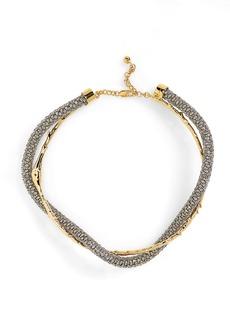 Chloé Daria Layered Choker Necklace