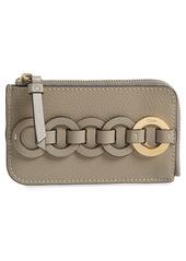 Chloé Darryl Leather Coin Purse