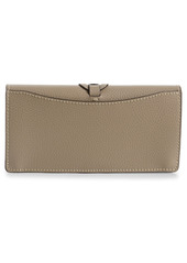 Chloé Darryl Leather Continental Wallet