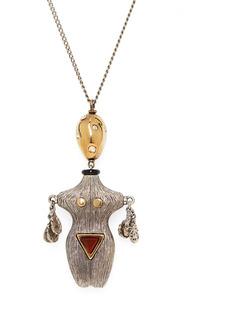 Chloé Femininities Pendant Necklace