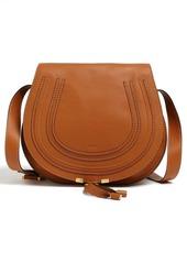 Chloé Medium Marcie Leather Crossbody Bag
