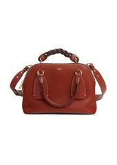 Chloé Medium Daria Leather Day Bag