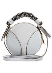 Chloé Mini Daria Braided Top Handle Leather Bag