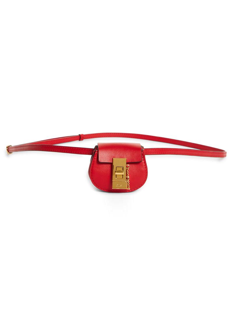 Chloé Mini Drew Belt Bag