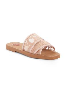 Chloé Slide Sandal (Women)