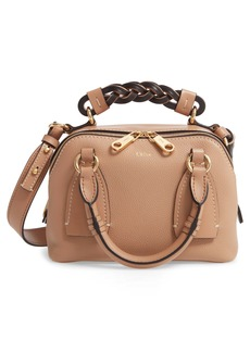 Chloé Small Daria Leather Day Bag