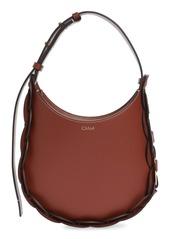 Chloé Small Darryl Leather Shoulder Bag