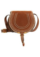 Chloé Small Marcie Leather Crossbody Bag