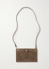 Chloé Harrison Leather Shoulder Bag