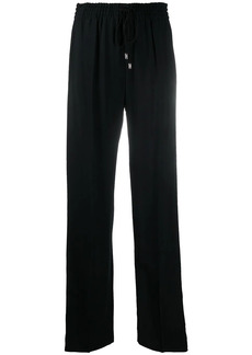 Chloé stripe appliqué track pants