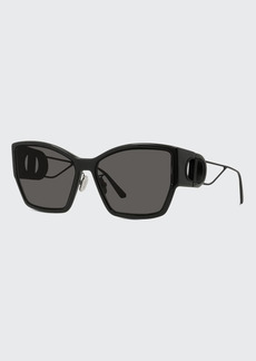 Christian Dior Dior Injection Plastic Butterfly Sunglasses