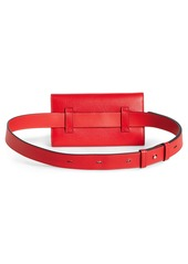Christian Louboutin Boudoir Leather Belt Bag
