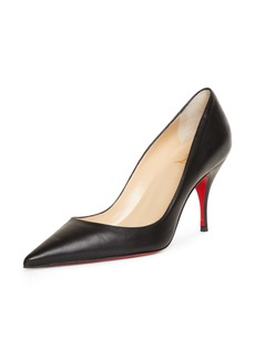 Christian Louboutin Clare Pointed Toe Pump (Women)