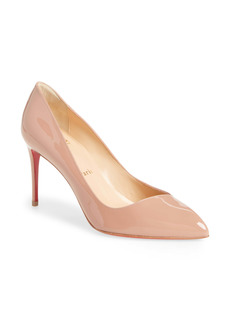 Christian Louboutin Corneille Pointed Toe Pump (Women)
