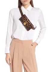 Christian Louboutin Elisa Calfkin Leather Belt Bag