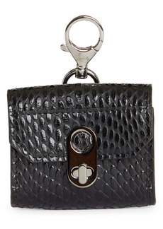 Christian Louboutin Elisa Embossed Leather AirPod Pro Case