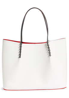 Christian Louboutin Large Cabarock Lizard Embossed Leather Tote