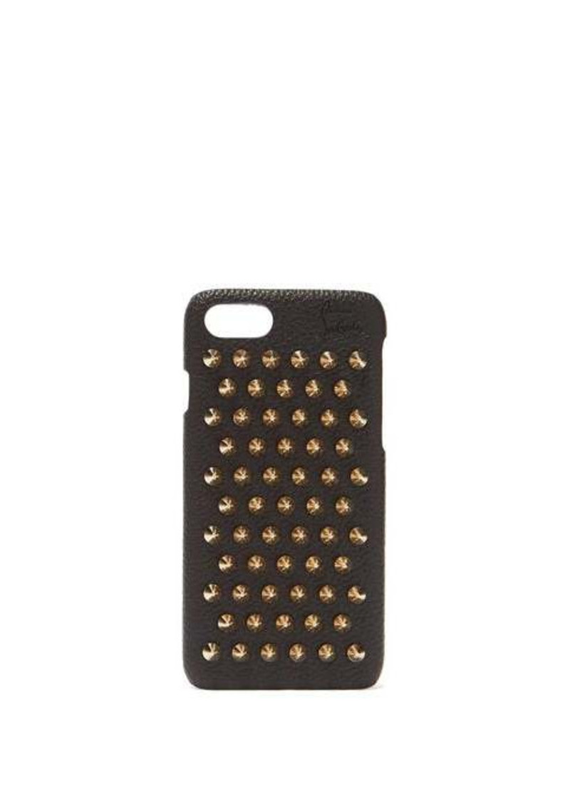 Christian Louboutin Loubiphone leather iPhone® 7 & 8 case