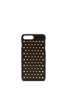 Christian Louboutin Loubiphone leather iPhone® 7 & 8 plus case