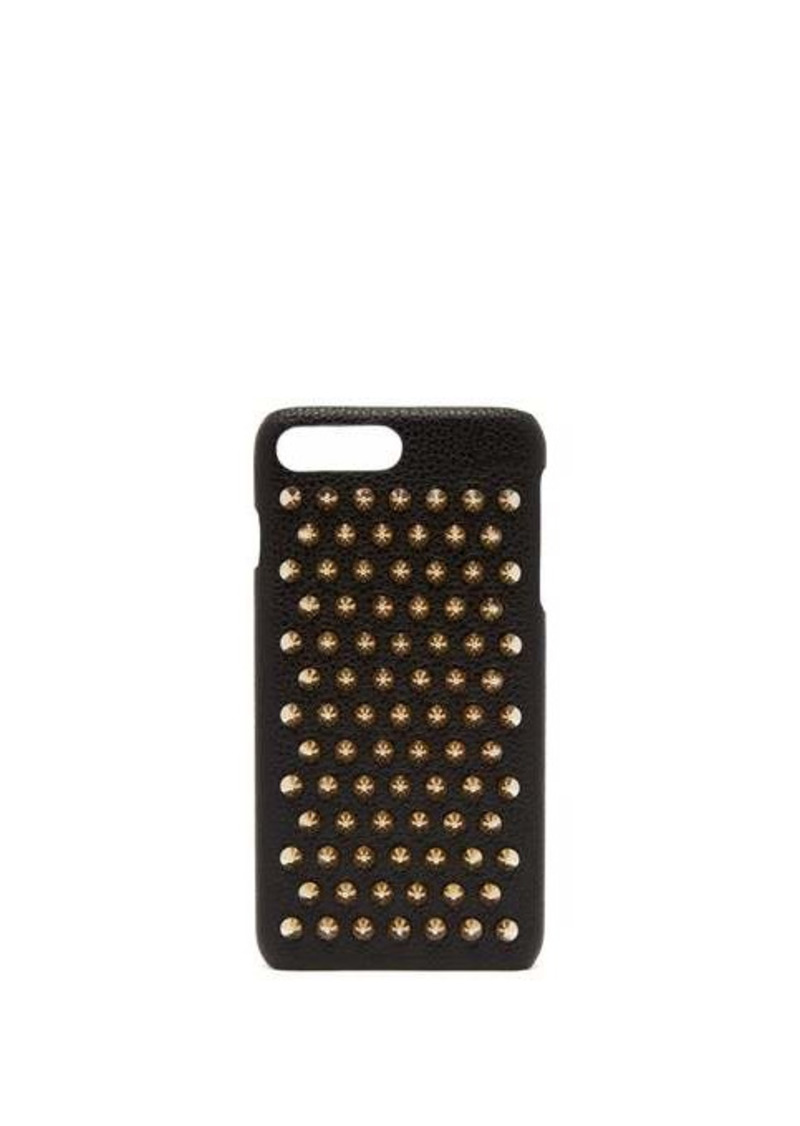 Christian Louboutin Loubiphone leather iPhone® 7 & 8 plus case