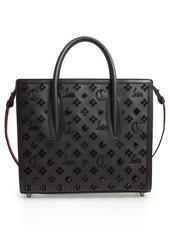 Christian Louboutin Medium Paloma Studded Leather Satchel