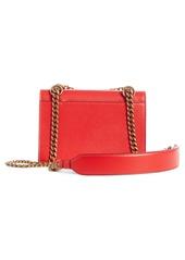 Christian Louboutin Mini Elisa Calfskin Leather Shoulder Bag