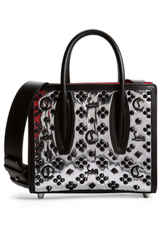Christian Louboutin Mini Paloma Studded Satchel