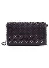 Christian Louboutin Paloma Spike Leather Clutch
